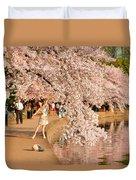 Cherry Blossoms 2013 - 076 Duvet Cover