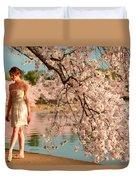 Cherry Blossoms 2013 - 079 Duvet Cover
