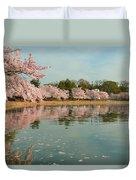 Cherry Blossoms 2013 - 083 Duvet Cover