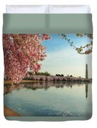 Cherry Blossoms 2013 - 084 Duvet Cover