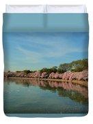 Cherry Blossoms 2013 - 087 Duvet Cover