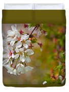 Cherry Blossoms Galore Duvet Cover