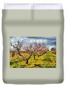 Cherry Trees 3.0 Duvet Cover