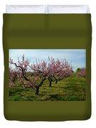 Cherry Trees Duvet Cover
