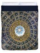 Cherubic Cupola Duvet Cover