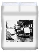 Chesapeake And Ohio Canal Duvet Cover