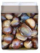Chestnuts Duvet Cover
