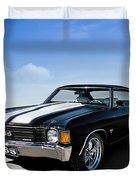 Chevelle Ss Duvet Cover