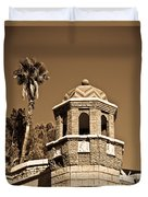 Cheveron Domed Tower 2 Duvet Cover