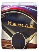 Chevrolet Belair Nomad Dashboard Duvet Cover