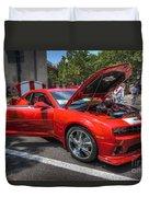Chevrolet Camaro Duvet Cover