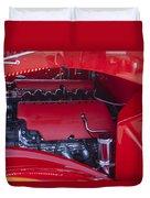 Chevrolet Corvette Engine Duvet Cover