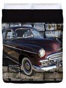 Chevrolet Deluxe Car Duvet Cover