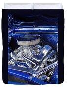 Chevrolet Hotrod Engine Duvet Cover