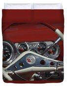 Chevrolet Impala Steering Wheel Duvet Cover