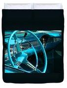 Chevy Bel Air Interior  II Duvet Cover