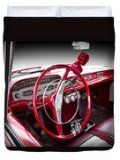 Chevy Biscayne Duvet Cover