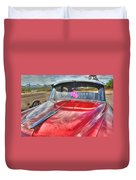 Chevy Classic Duvet Cover