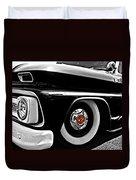 Chevy Truckin Duvet Cover