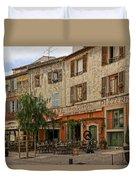 Chez Luigi St Remey France Dsc02408  Duvet Cover