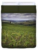 Chianti Region Of Tuscany Duvet Cover
