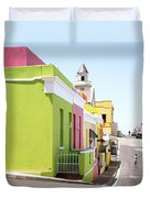 Chiappini Street Duvet Cover