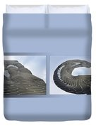 Chicago Abstract Before And After Radisson Blu Hotel 2 Panel Duvet Cover