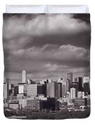 Chicago Afternoon  Duvet Cover