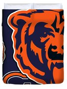 Chicago Bears Duvet Cover
