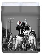 Chicago Bears Wr Alshon Jeffery Training Camp 2014 Sc Duvet Cover
