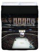 Chicago Blackhawks Zamboni Break Time Duvet Cover