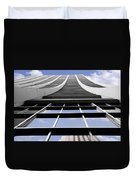 Chicago - Chase Tower Duvet Cover by Christine Till