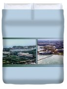 Chicago Museum Park 2 Panel Duvet Cover