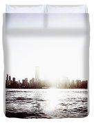 Chicago Skyline II Duvet Cover