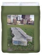 Chicago Stonehedge Duvet Cover