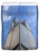 Willis Tower Duvet Cover