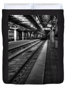 Chicago Union Station Duvet Cover by Scott Norris