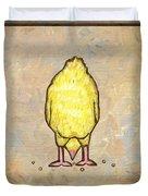 Chick Six Duvet Cover