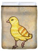 Chick Two Duvet Cover