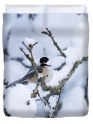 Chickadee Pictures 507 Duvet Cover