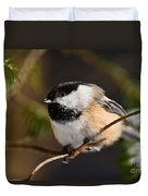 Chickadee Pictures 561 Duvet Cover