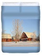 Chickasaw Farm Duvet Cover