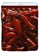 Chiclayo Peppers #1 Duvet Cover