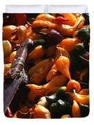 Chiclayo Peppers #2 Duvet Cover