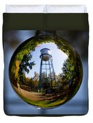 Chico Water Tower Duvet Cover