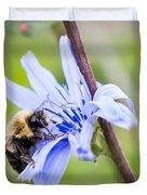Chicory Bee Duvet Cover