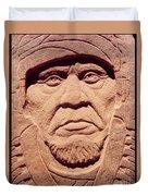 Chief-keokuk Duvet Cover