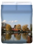 Chiemsee - Germany Duvet Cover