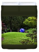 Chihuly Garden Duvet Cover by Diana Powell