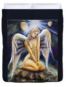 Child Of Stars Duvet Cover